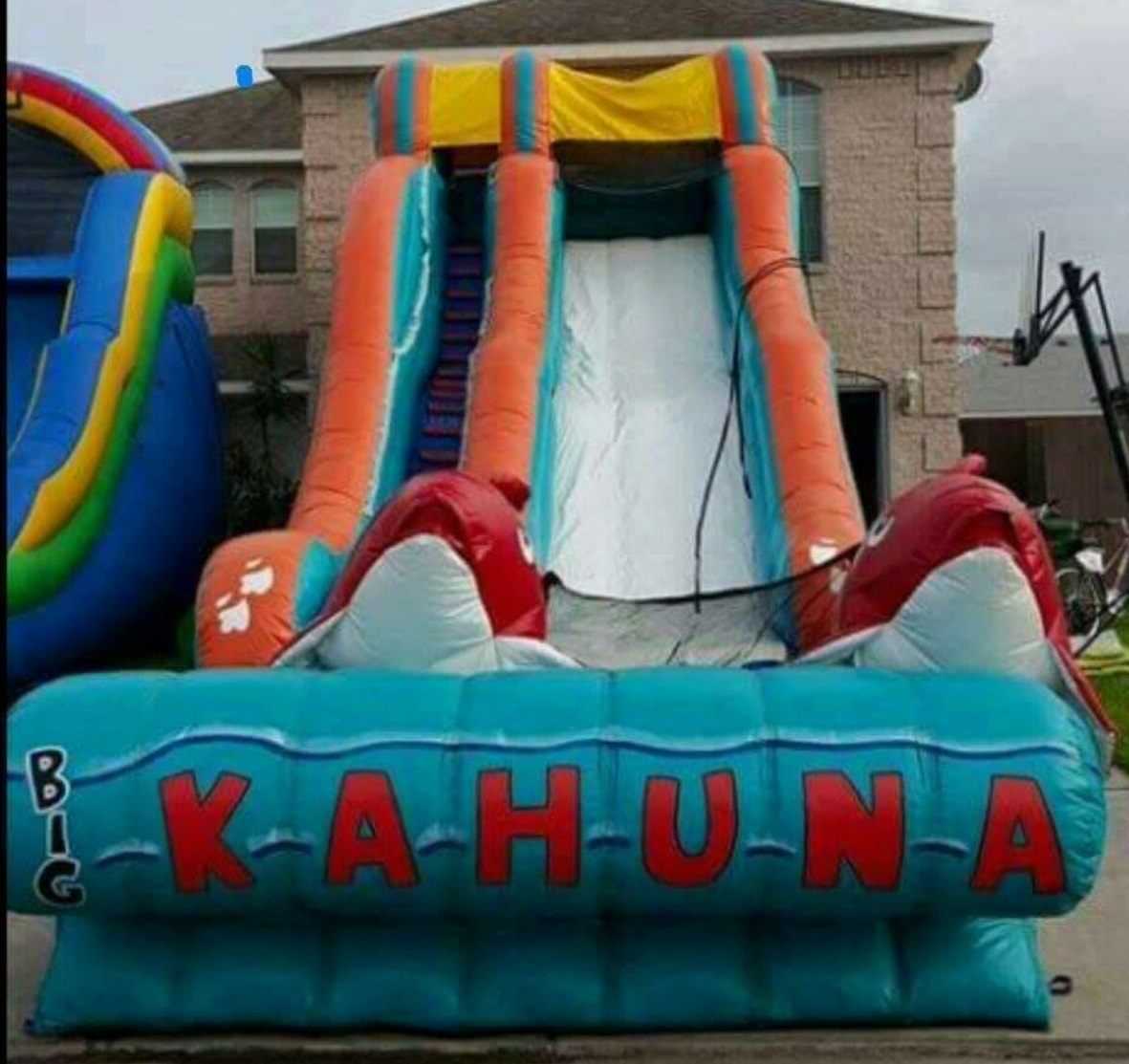New york inflatables inc bounce house rentals and party for Match motors inc whitefield me