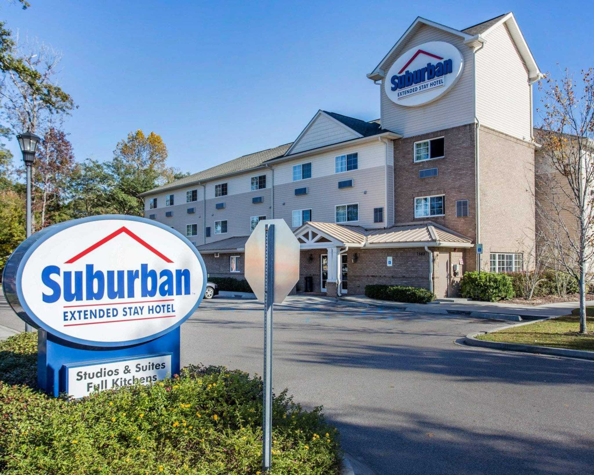Suburban Extended Stay Hotel North