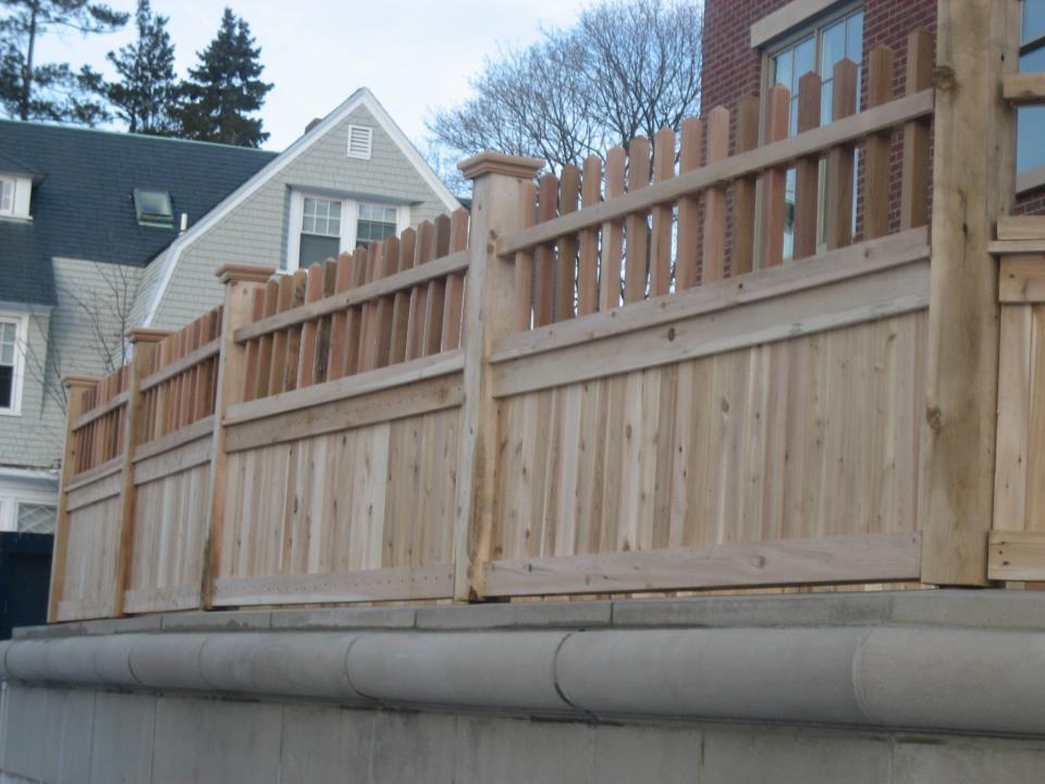 J C Fence Company Warwick Rhode Island Ri