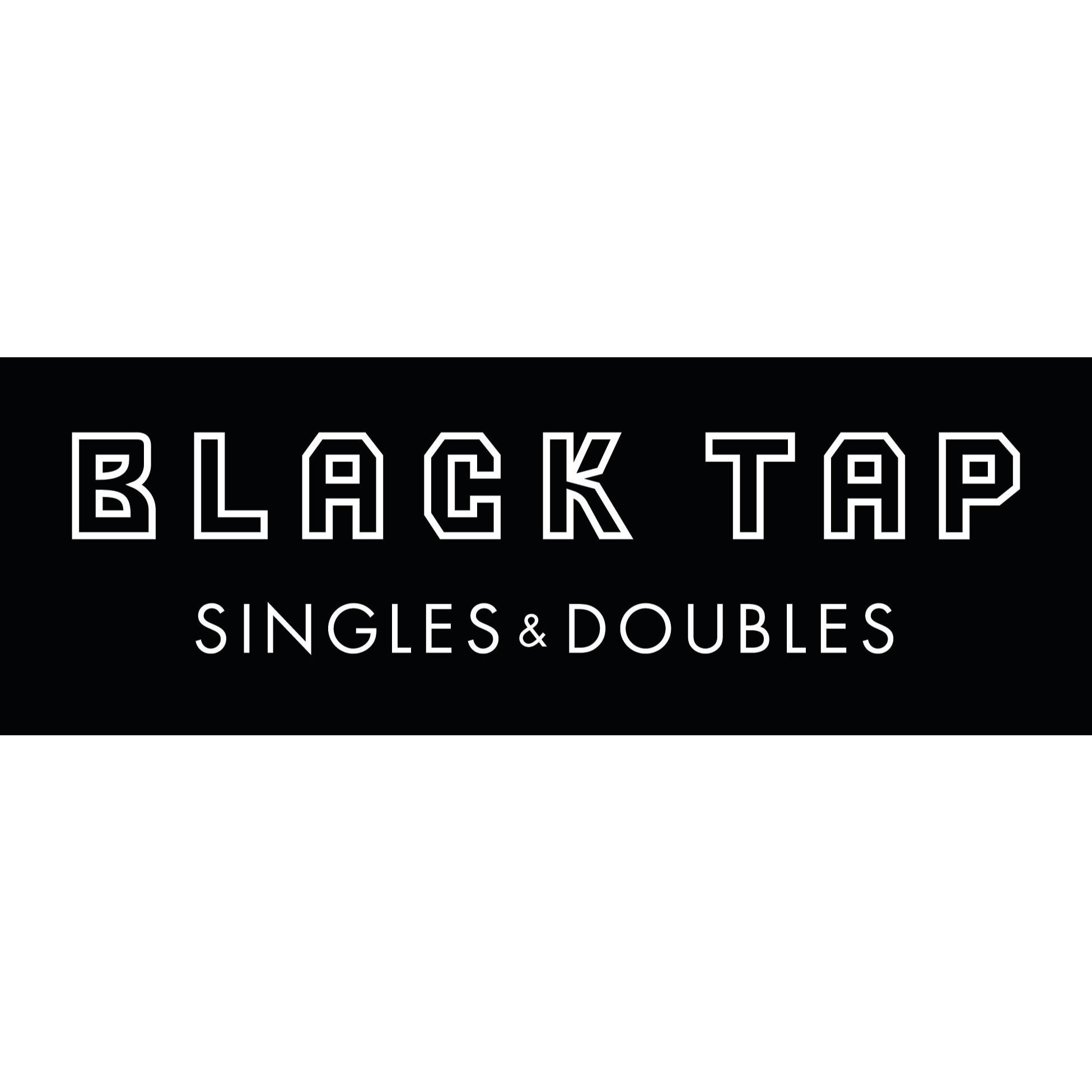 Black Tap Singles & Doubles Pop Up