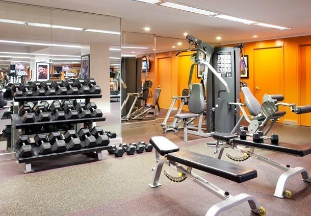 Center City Philadelphia Hotel - Residence Inn by Marriott Philadelphia Center City - Fitness Center