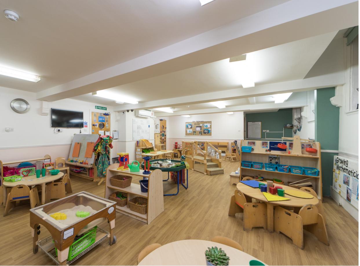 Bright Horizons Milford Day Nursery and  Preschool Walton on the Hill 03333 054286