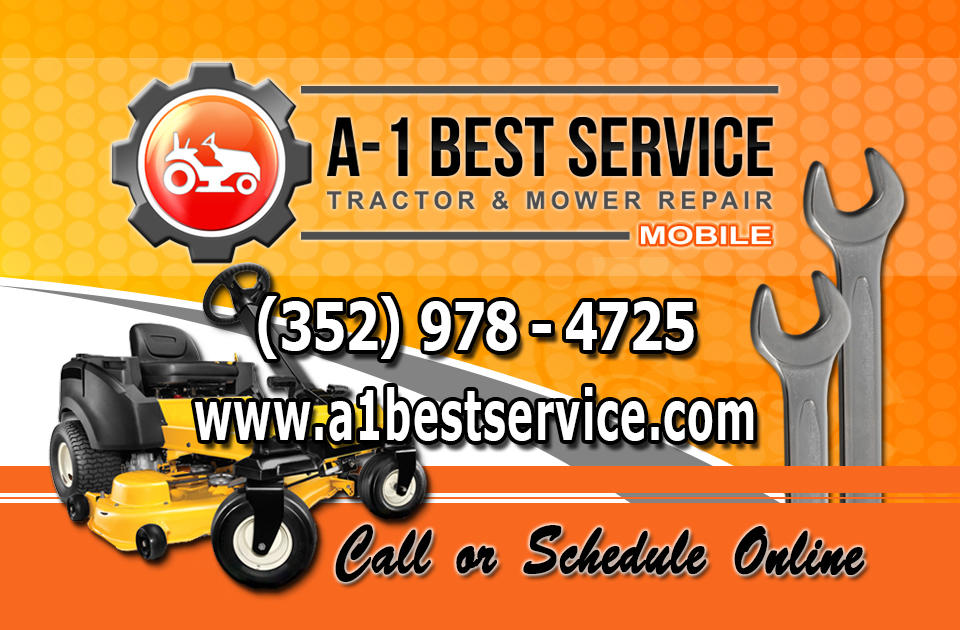 A 1 Best Service Mobile Tractor Amp Mower Repair Eustis