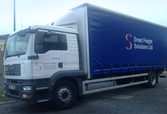 Smart Freight Solutions Ltd