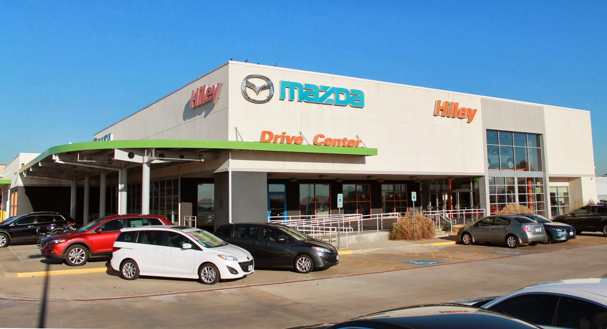 Hiley Mazda Of Arlington Arlington Texas