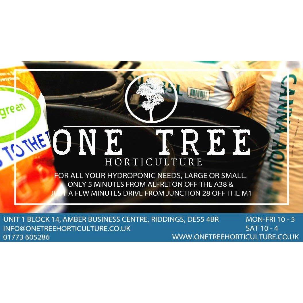 One Tree Horticulture - Alfreton, Derbyshire DE55 4BR - 01773 605286 | ShowMeLocal.com