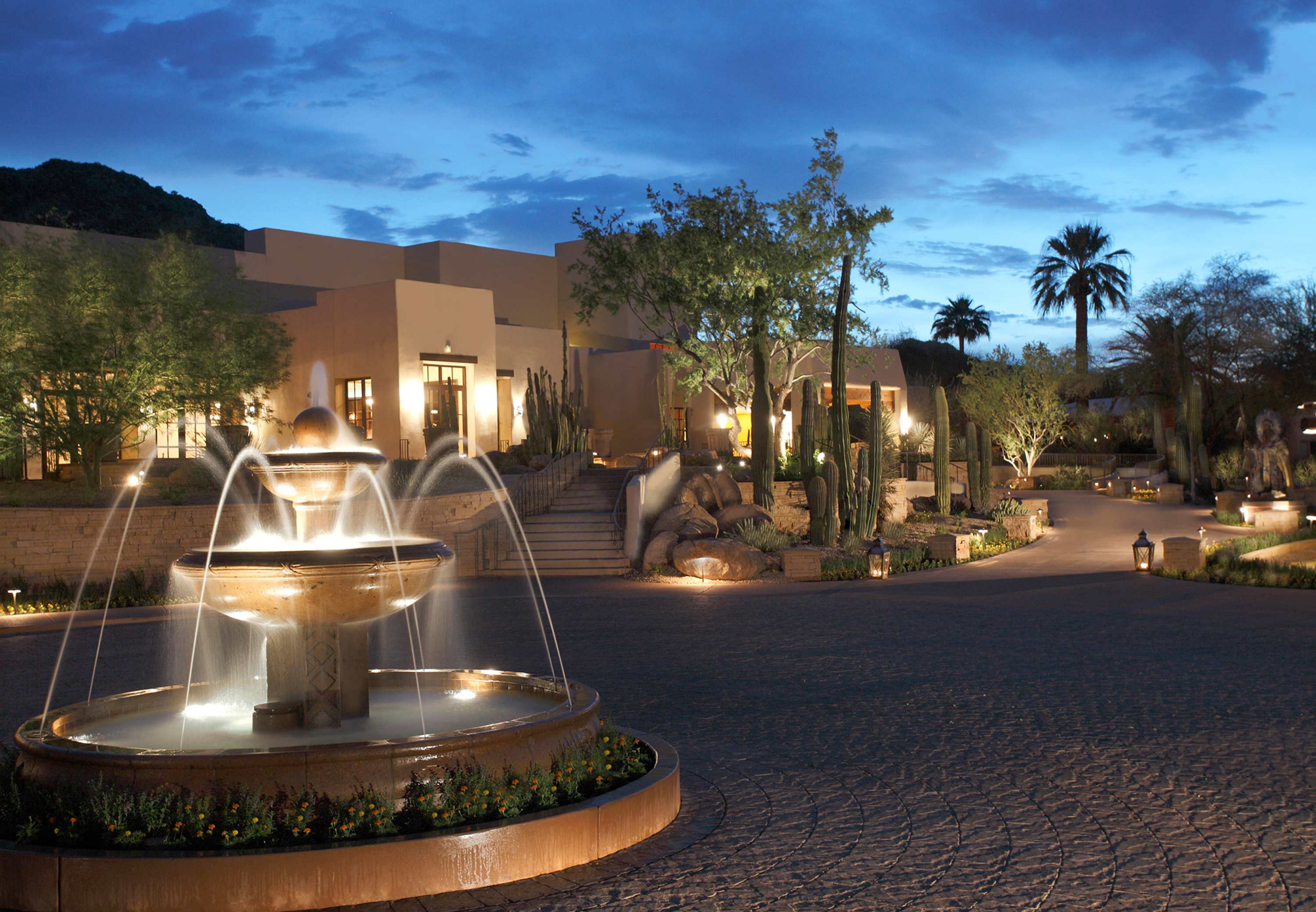 JW Marriott Scottsdale Camelback Inn Resort  Spa