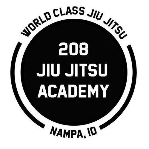 208 Jiu Jitsu Academy