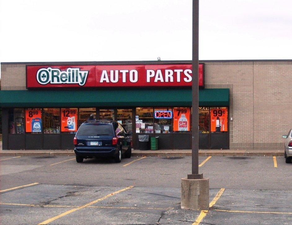 Car Parts Mn: O'Reilly Auto Parts, Oakdale Minnesota (MN