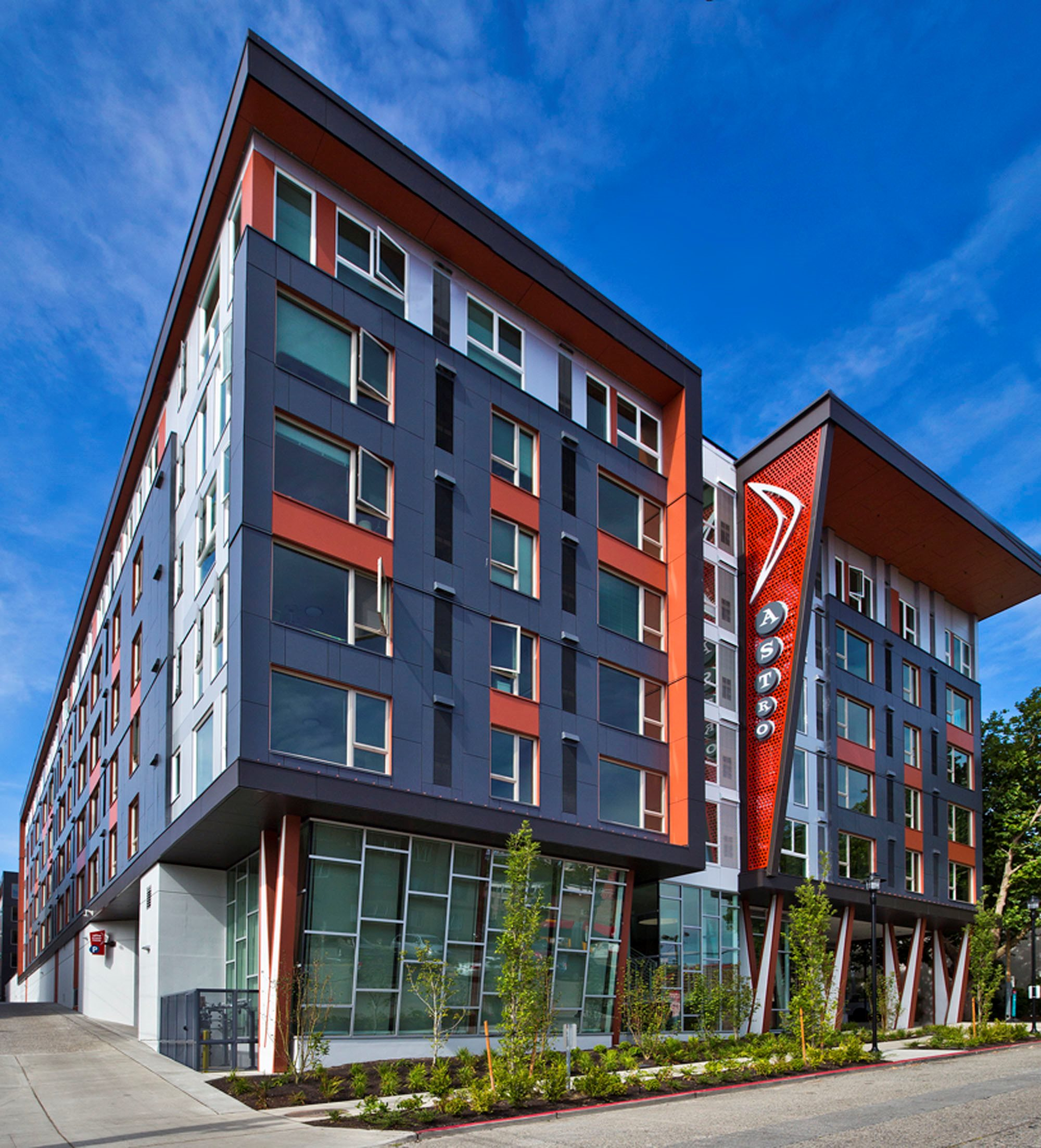 Local Rental Properties: Astro Apartments, Seattle Washington (WA)