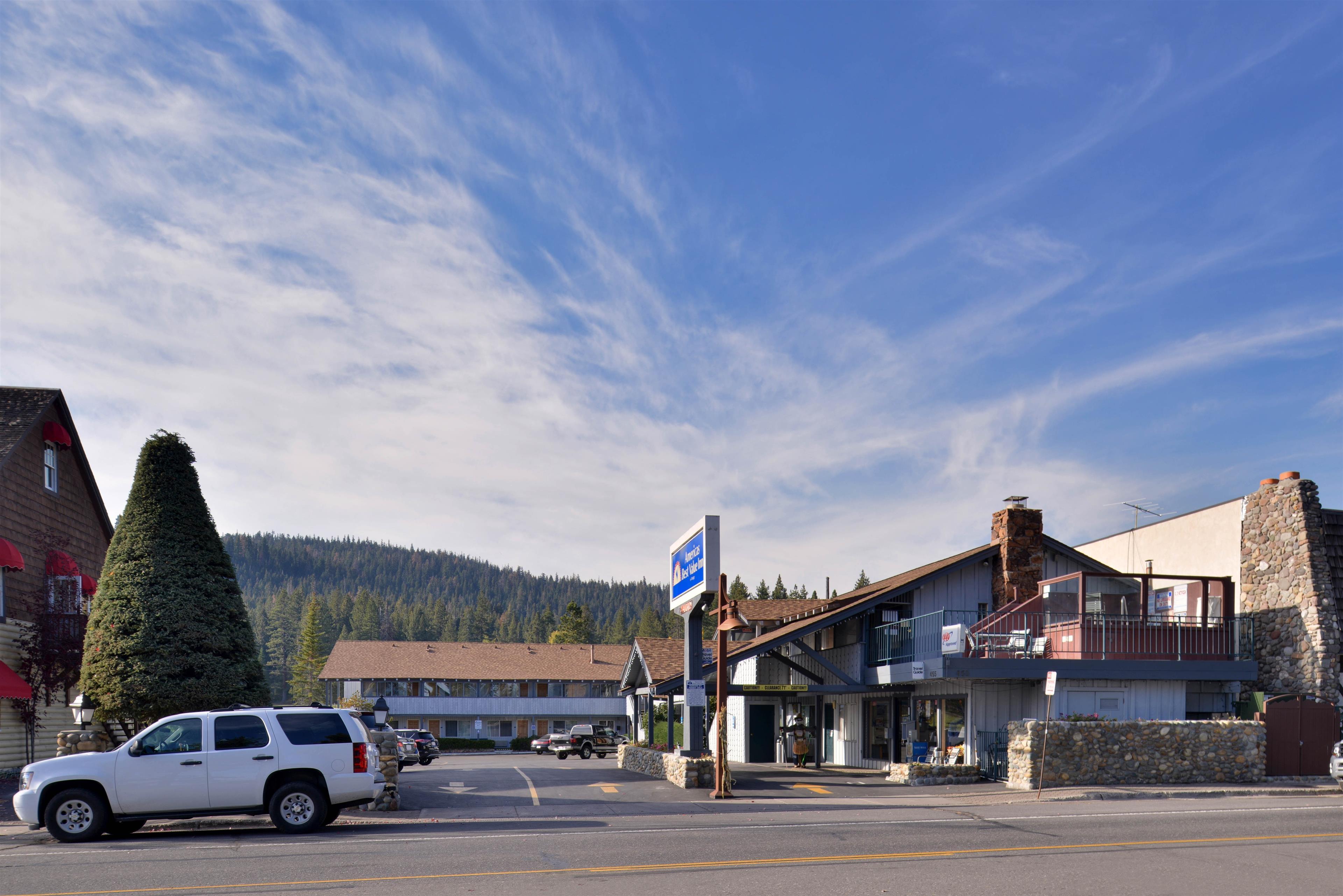 Tahoe City Ca Accommodations