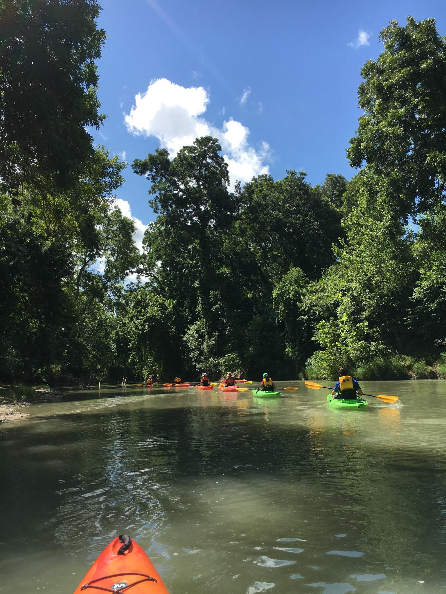 San Marcos River Kayak Tour