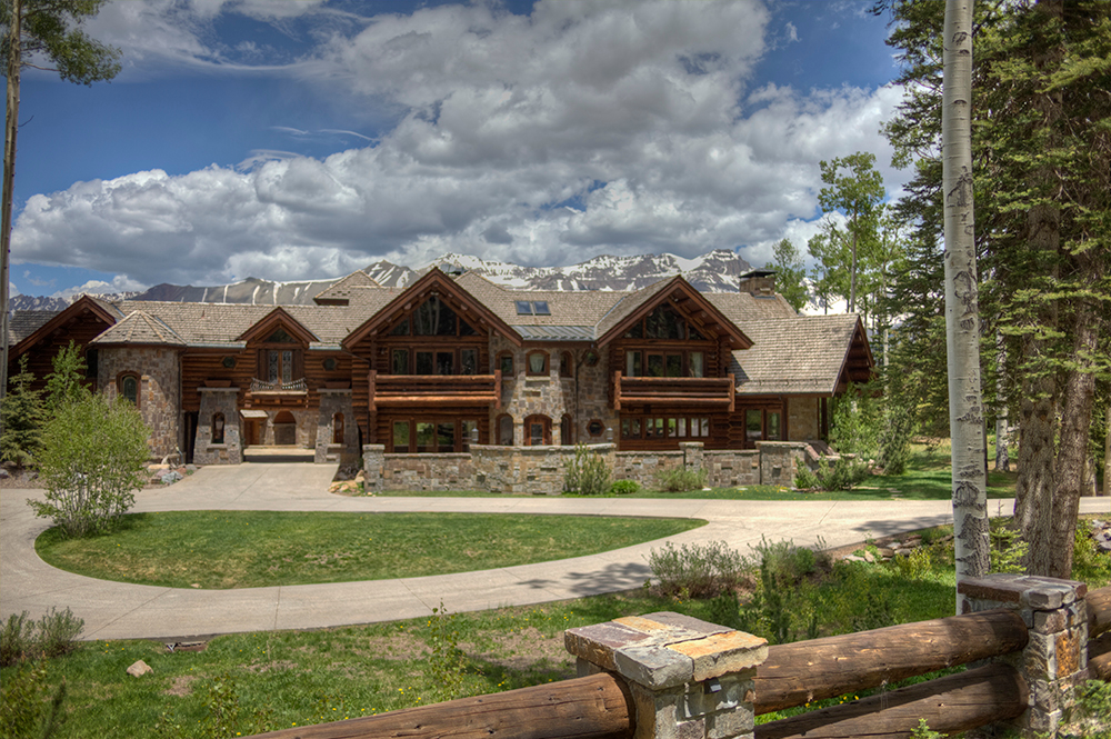 Nevasca realty inc telluride colorado co for Telluride houses for sale