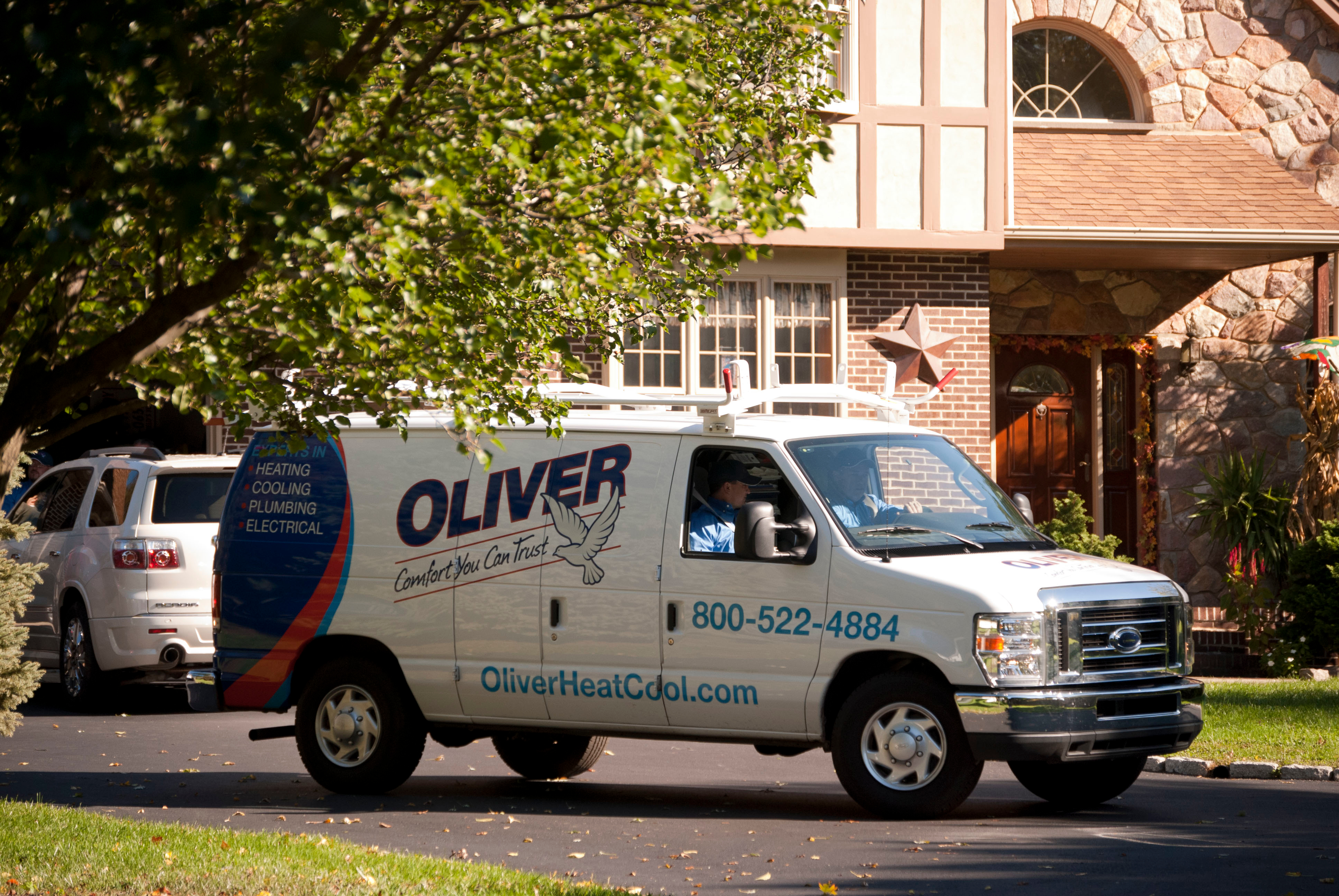 Plumbing And Heating Oliver Plumbing And Heating