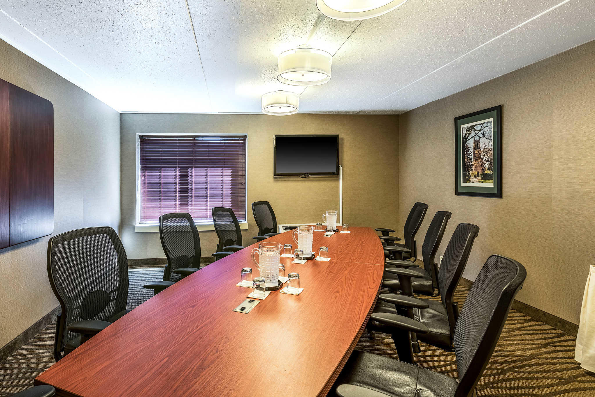 Meeting Rooms In Lansing Mi