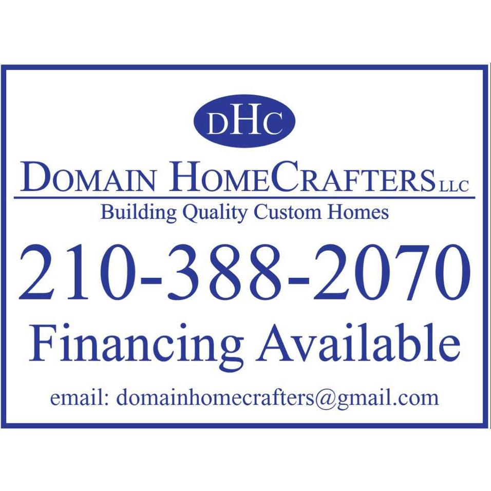 Domain Homecrafters LLC - Leming, TX 78064 - (210)388-2070 | ShowMeLocal.com