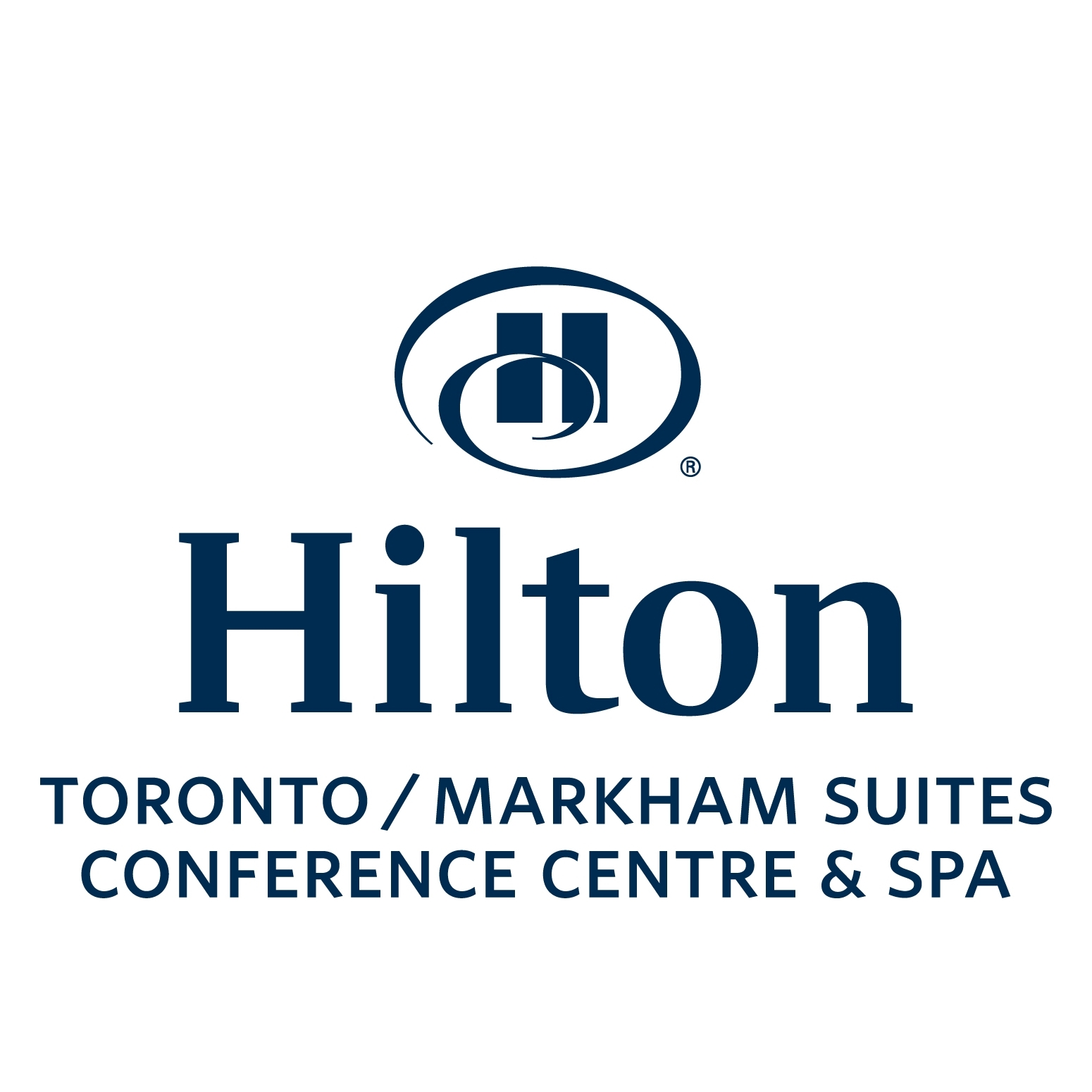 Hilton Toronto/Markham Suites Conference Centre & Spa logo