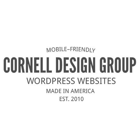 Cornell Design Group - WordPress Web Design