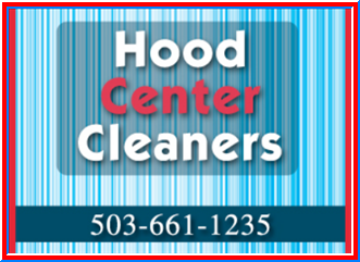 Hood Center Cleaners Tailoring & Alterations