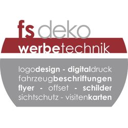 Bild zu fs deko werbetechnik & visuelles marketing in Hanau
