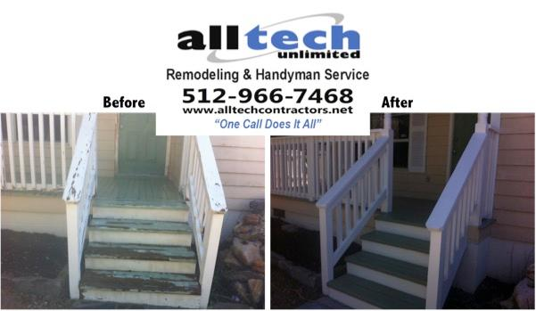 Alltech Construction Cedar Park Texas Tx