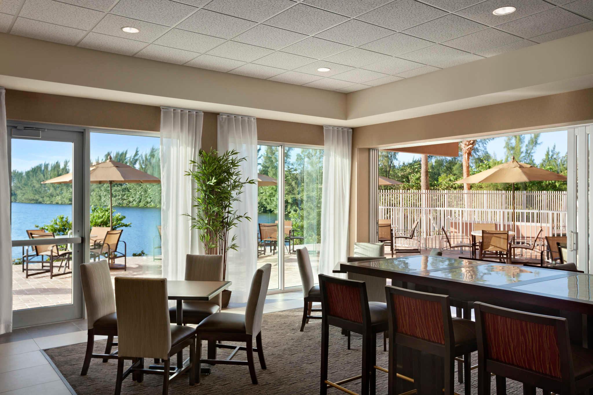 Cambria Hotel & Suites Miami Airport Blue Lagoon