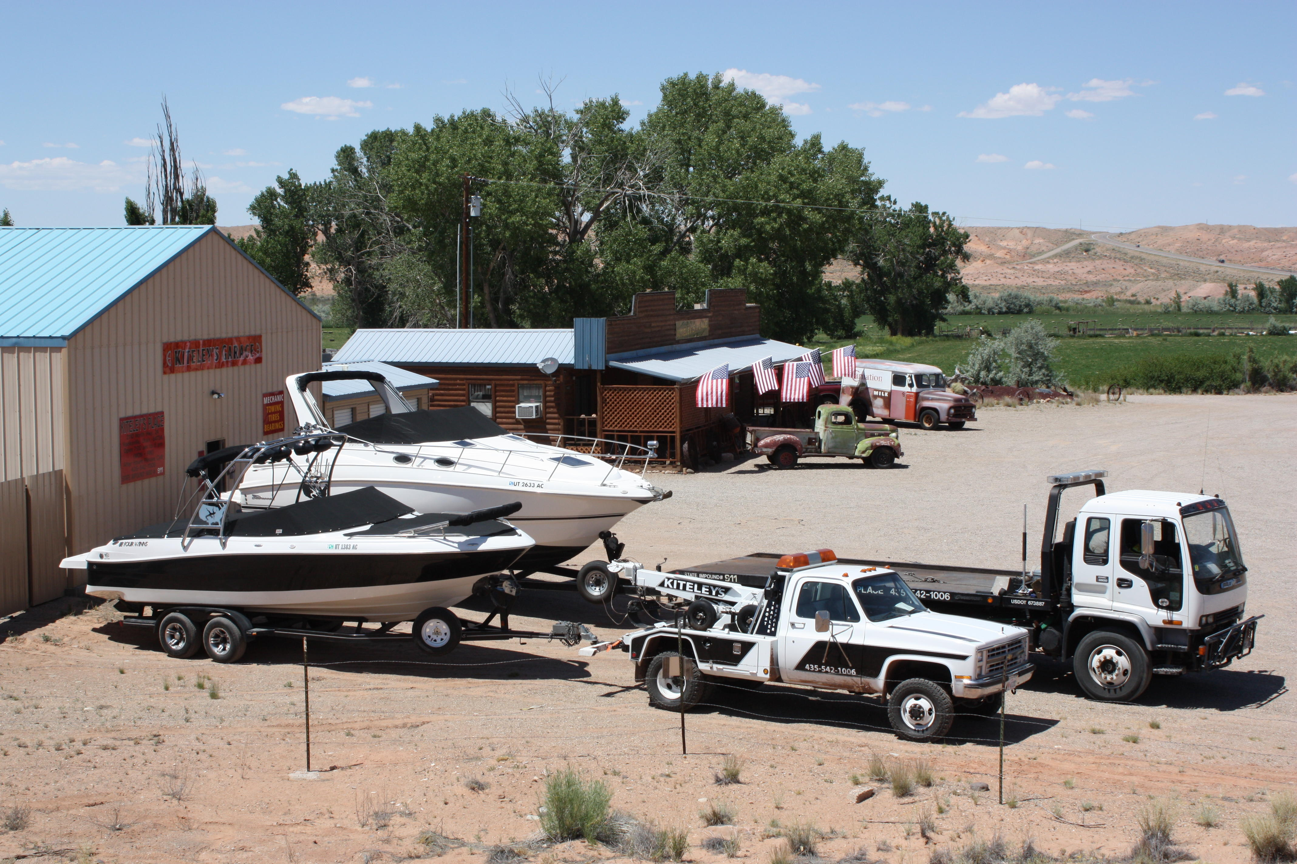 Kiteley's Boat Trailer Repair and Service Center