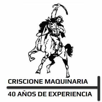 CRISCIONE MAQUINARIAS - BOMBAS Y MANGUERAS