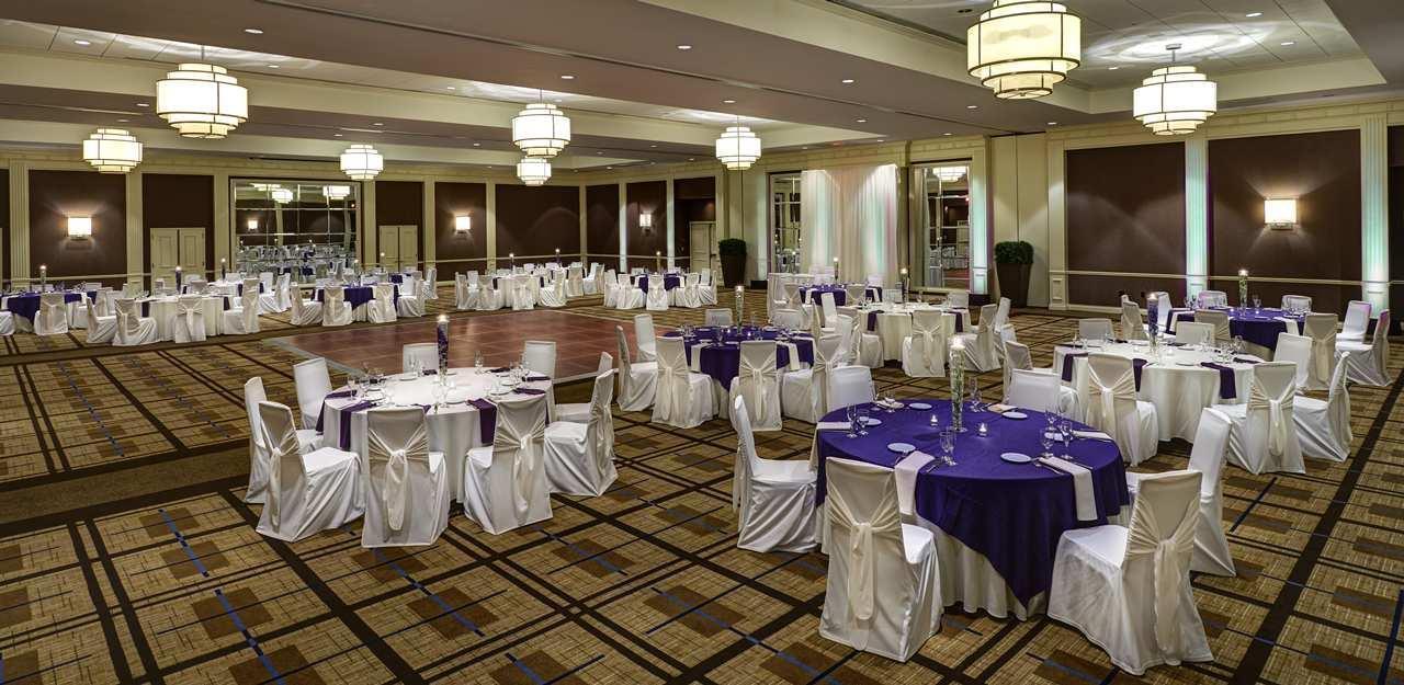 Saratoga Hilton Meeting Rooms