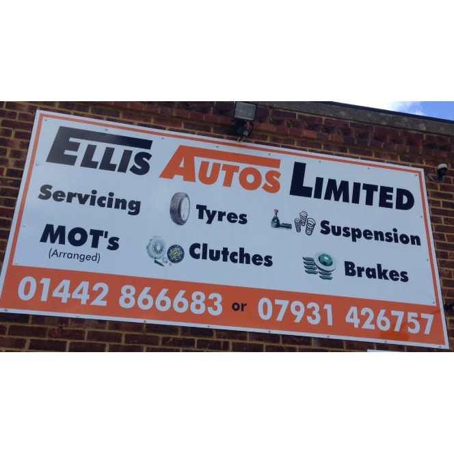 Ellis Autos Ltd - Hemel Hempstead, Hertfordshire HP1 2UJ - 01442 866683   ShowMeLocal.com