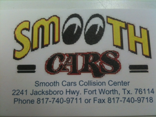 Smooth Cars Collision Center
