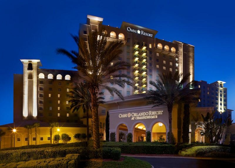 Omni Orlando Resort at ChampionsGate image 2