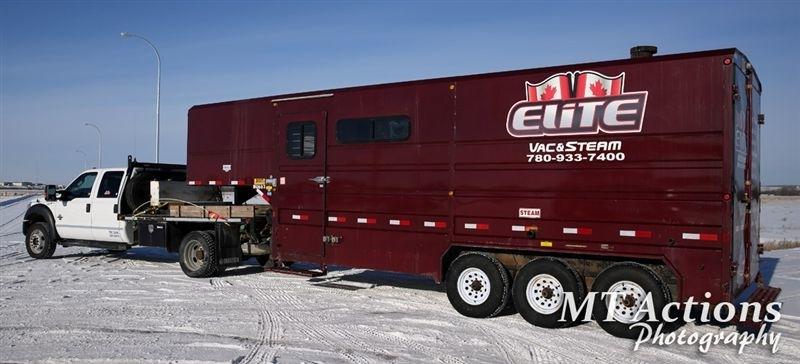 Elite Vac & Steam Clairmont (780)933-7400