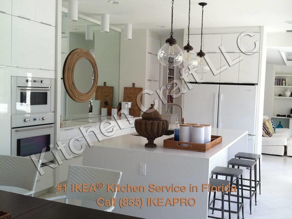 Kitchen craft llc ikea kitchen installation sarasota for Kitchen cabinets vero beach