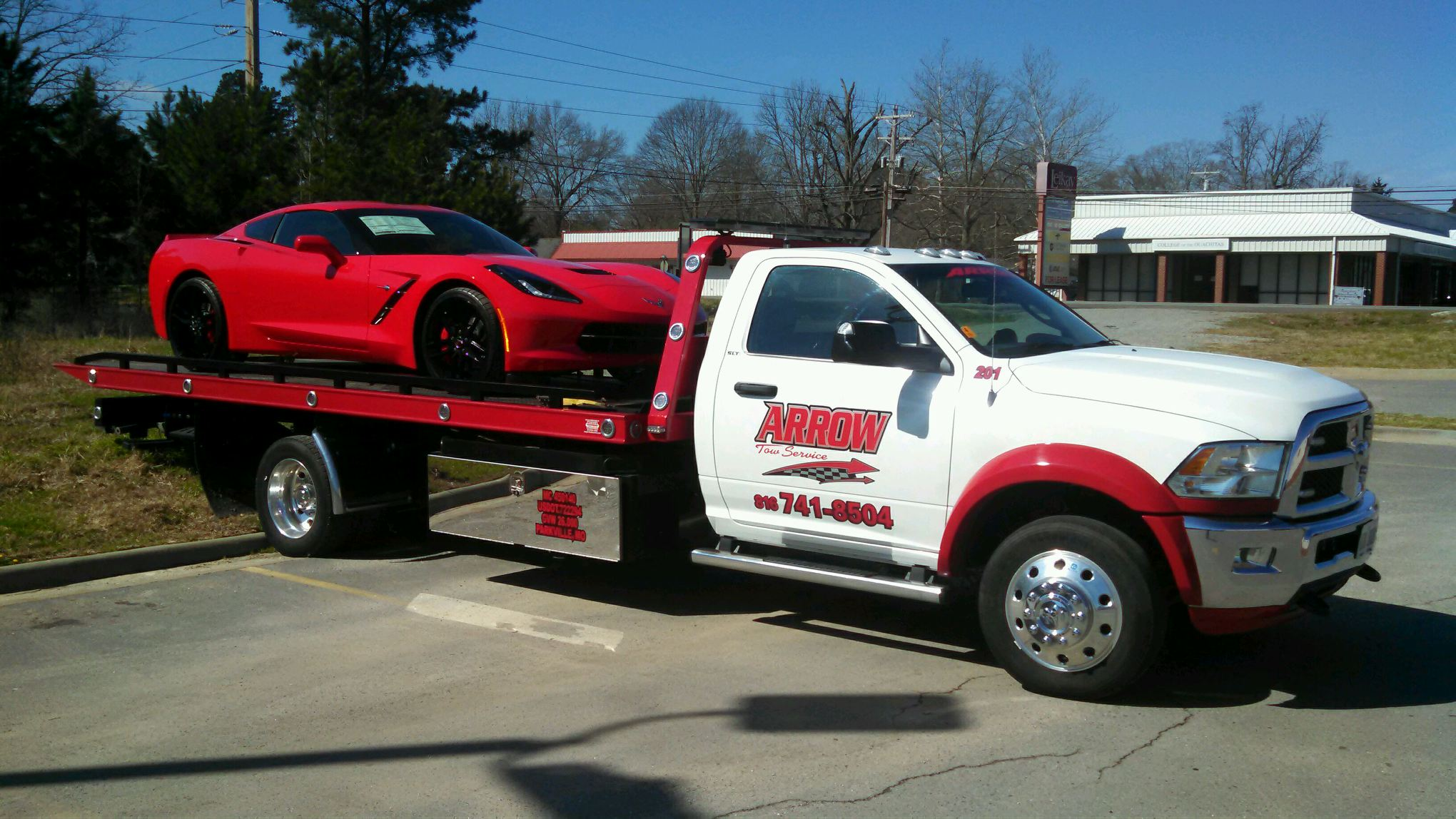 Arrow Tow Service Kansas City Mo