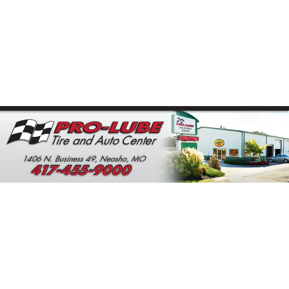 Pro-Lube Maintenance Center