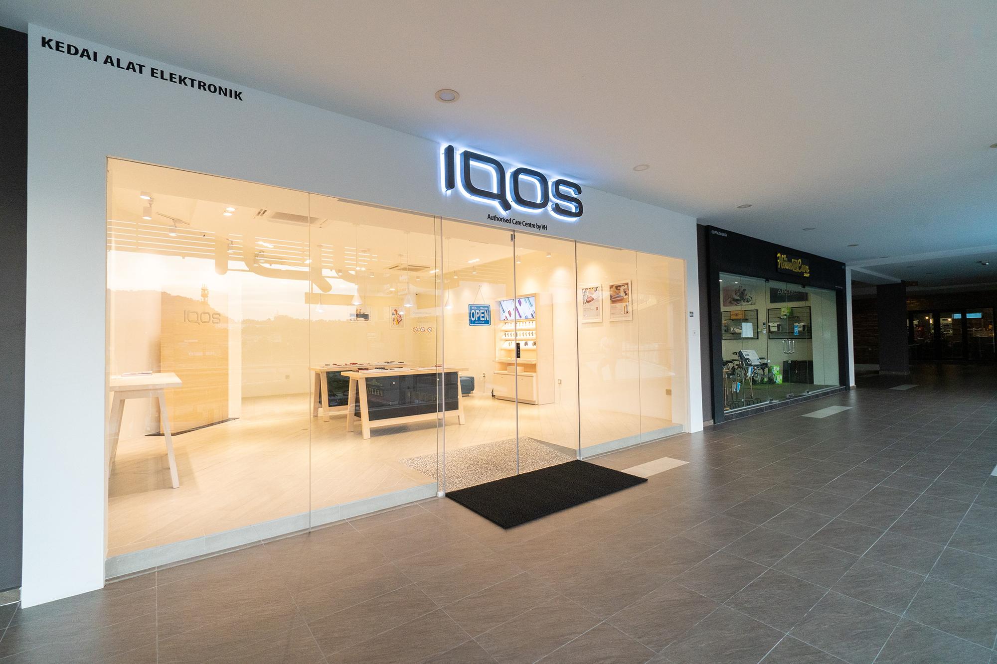 IQOS Authorised Care Centre, Seremban Gateway
