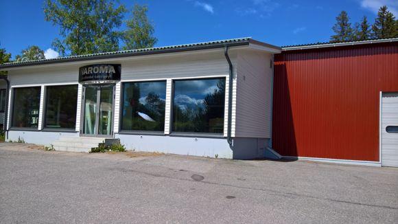 Naroma-Tuote Oy Peltiteostehdas