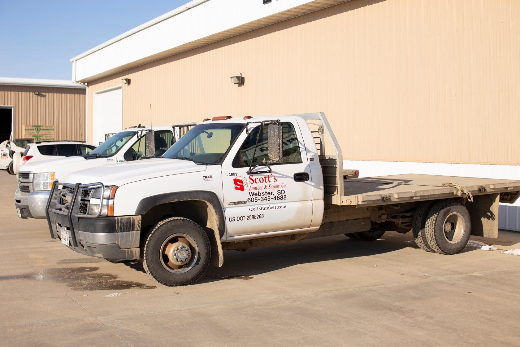 Scott S Lumber Webster 14053 Sd Hwy 25