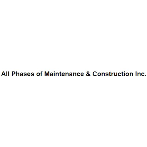 All Phase of Maintenance & Construction Inc.