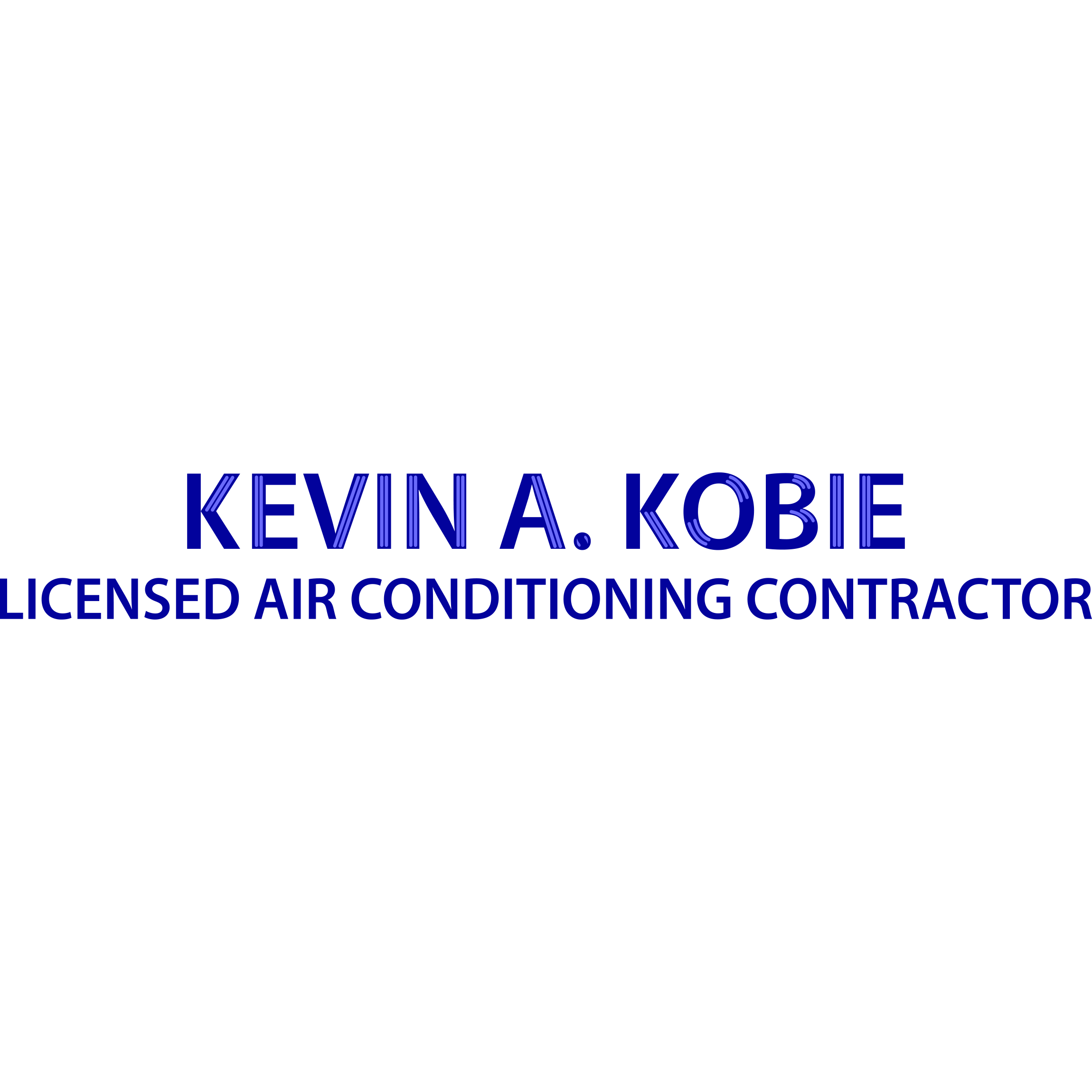 Kevin A. Kobie Air Conditioning Contractor