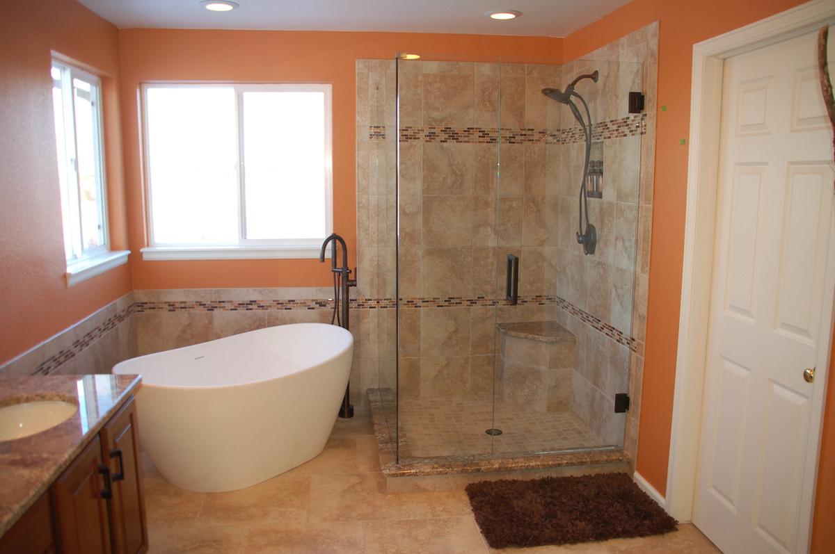 Harder remodeling highlands ranch colorado co for Local bathroom contractors