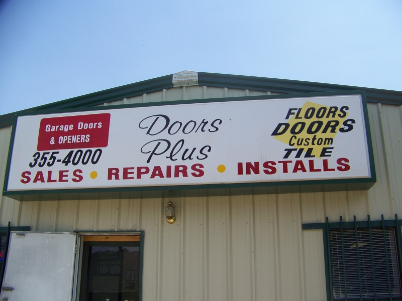 Doors Plus - Lawton, OK -