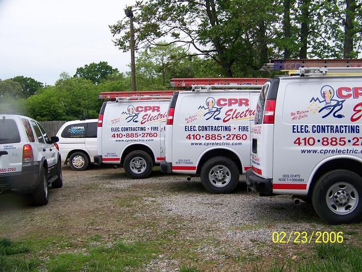 Cpr Electric and Alarm Co, Inc.