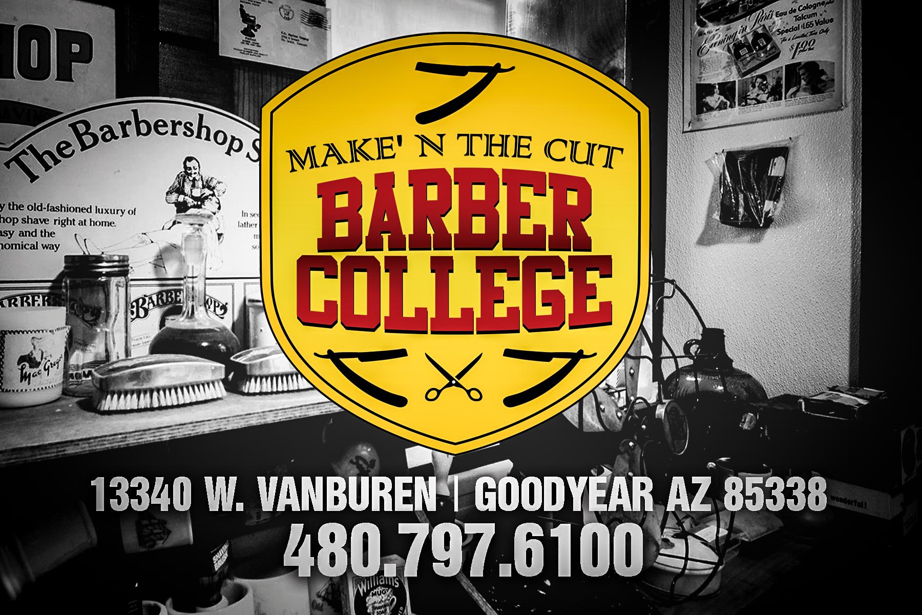 Make' N the Cut Barber College