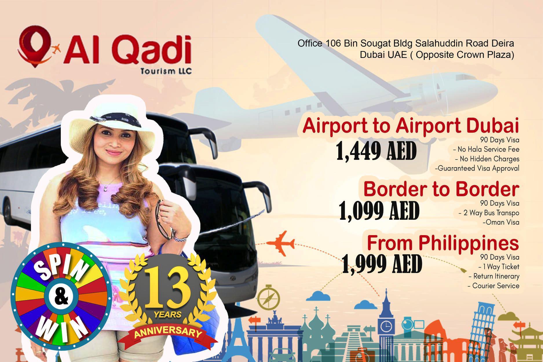Al Qadi Tourism LLC