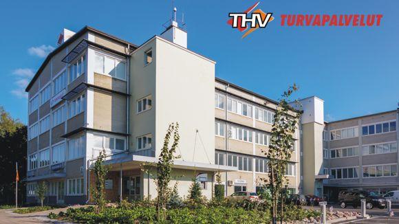 THV Tele- ja Hälytysvalvonta Oy