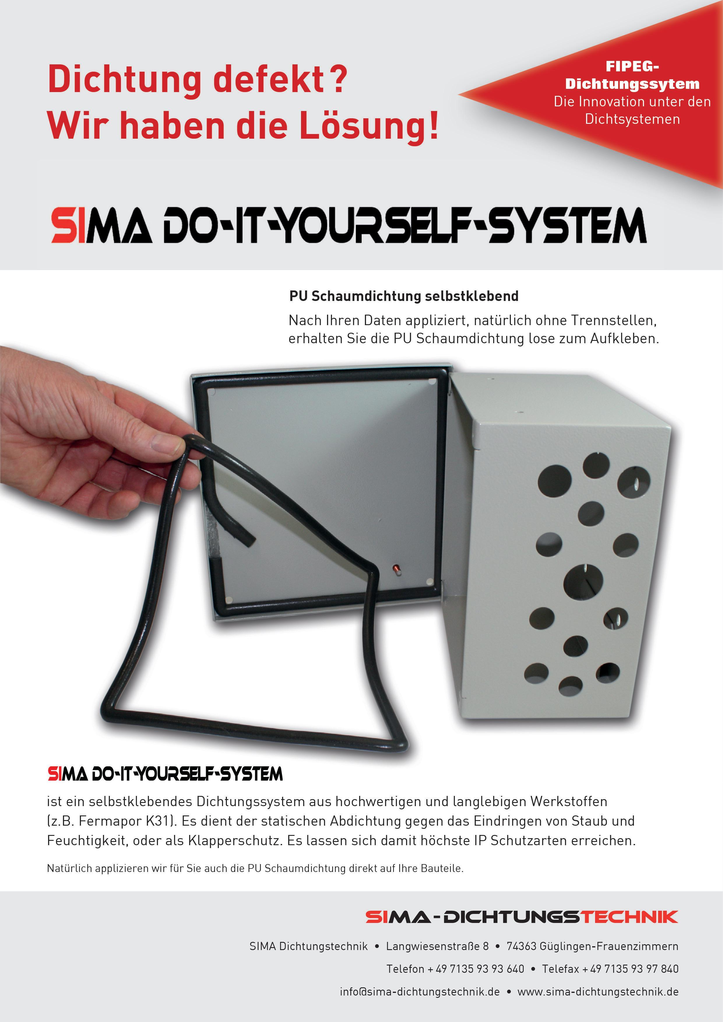 SIMA Dichtungstechnik