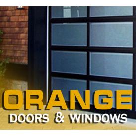 Orange Doors and Windows