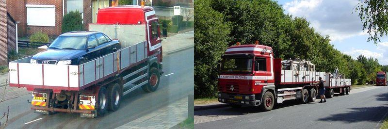 Kamphuis en Zn Transportbedrijf